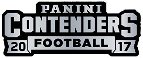 2017 Panini Contenders Football Blaster Box 5 Packs of 8 Cards: (1) Memorabilia or Autographed Card and (5) Inserts