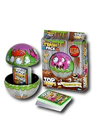 Top Trumps The Trash Pack