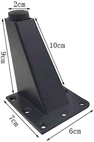 Adapt/éS Aux Canap/éS Pieds De Meuble En Aluminium Pieds De Meuble Obliques Pieds De Meuble Obliques Pieds De Soutien Canap/é-Lit Blanc Tables Basses Pieds R/éGlables De Bricolage Meubles De T/éL