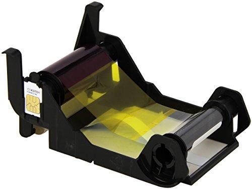 - Zebra 800011-140 YMCKO Load-N-Go Color Ribbon for ZXP Series 1 printers