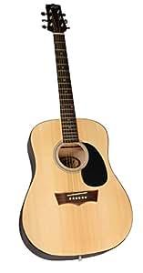 Peavey 03010550 Natural Acoustic Guitar