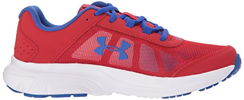 Under Armour Kids' Grade School Rave 2 Sneaker,Red (601)/White,3.5 M US by Under Armour (Image #6)