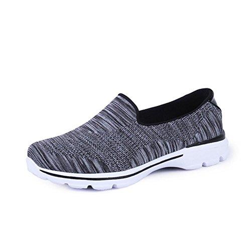 Primavera Slip Lienzo o Oto Zapatos Ons y conducci Zapatos Mocasines mujer de de xRcnSTt