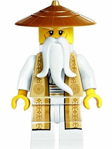 LEGO Wu Exclusive Minifigure 70751 Golden Robe 2015]()