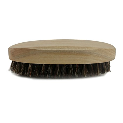 EZGO Firm Bristle Beard Brush for Men -  - Untangling Balm Shopping Results