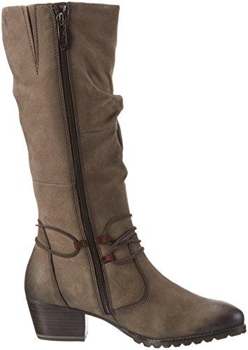 Brown 25531 Tamaris Boots Women's Long Braun 314 cigar w8HOqIH