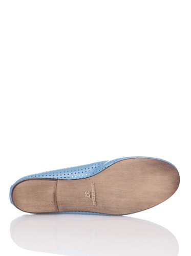 Bisué Slippers Joelle Azul Claro
