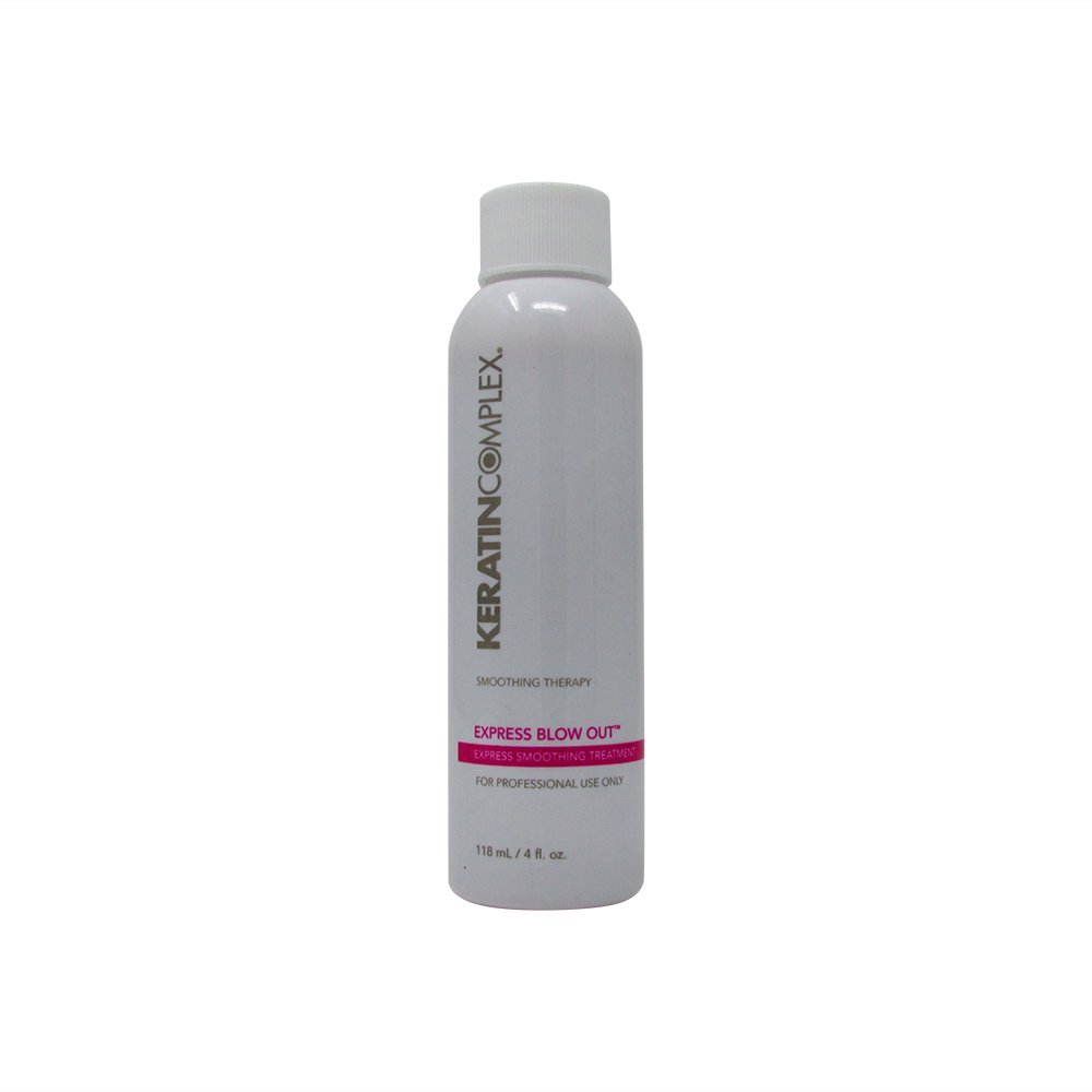 Keratin Complex Express Blowout Smoothing Treatment, 4 Ounce by Keratin Complex