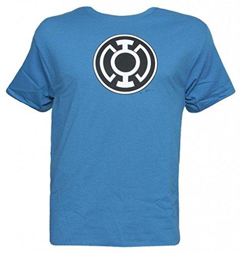 Green Lantern Blue Lantern Symbol T-Shirt