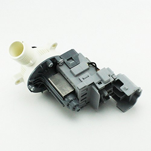 Supco LP397 Washer Drain Pump Replaces W10276397, AP6018417, PS11751719, - Drain Whirlpool Washer