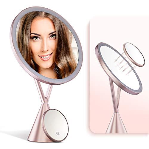 IKproductpro Makeup Mirror, Vanity Mirror, Makeup Vanity Mirror with Lights, 30 LED -