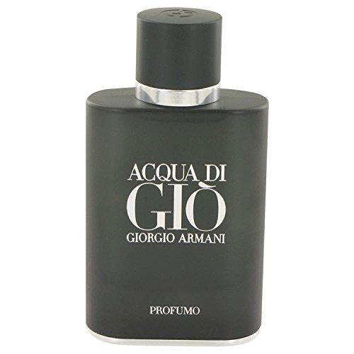 - Acqua Di Gio Profumo by Giorgio Armani Eau De Parfum Spray (Tester) 2.5 oz for Men - 100% Authentic