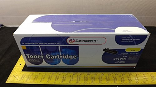 Data Products C4194A Yellow Color Toner Cartridge T21588