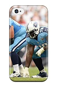 Hot New Tennessee Titans Case Cover For Iphone 4/4s With Perfect Design