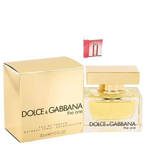 Dolcë & Gabbäna Thé Oné Perfúme For Women 1 oz 30 ml. Eau De Parfum Spray Free! Réd Door Aura 0.04 oz. (Gabbana The And One L Dolce)
