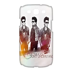 Custombox Bruno Mars Samsung Galaxy S3 I9300 Case Hard Case Plastic Hard Phone Case-Samsung Galaxy S3-DF00525
