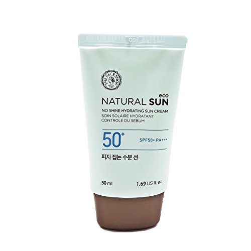 All Natural Sunscreen For Face - 1
