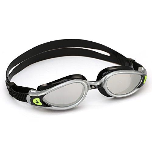 Aqua Sphere Kaiman EXO Mirrored Lens Goggles, -