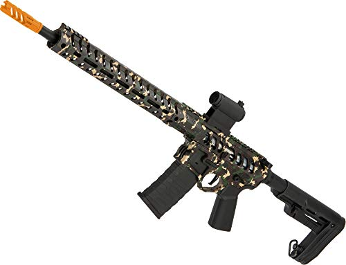 Evike Airsoft - Demolition Ranch UDR-15 M4 Airsoft AEG Rifle by EMG/F-1 Firearms (Model: Standard)