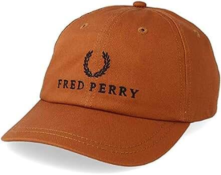 Fred Perry Gorras Tennis Cap Coyote Flexfit: Amazon.es: Ropa y ...