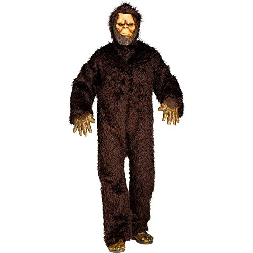 Bigfoot Monster Adult Costume