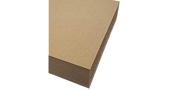 Amazon.com: Tablero de aglomerado de 8.5 x 11.0 in (200 ...