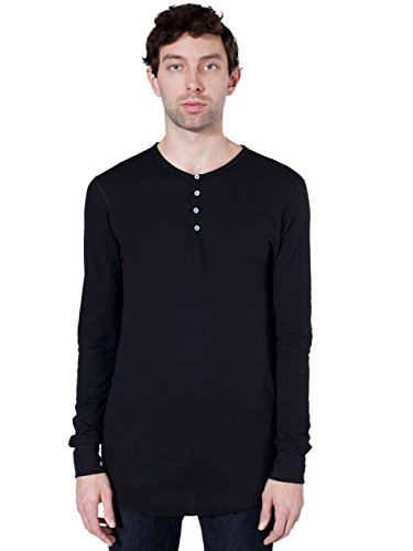 american-apparel-baby-thermal-long-sleeve-henley-black-large
