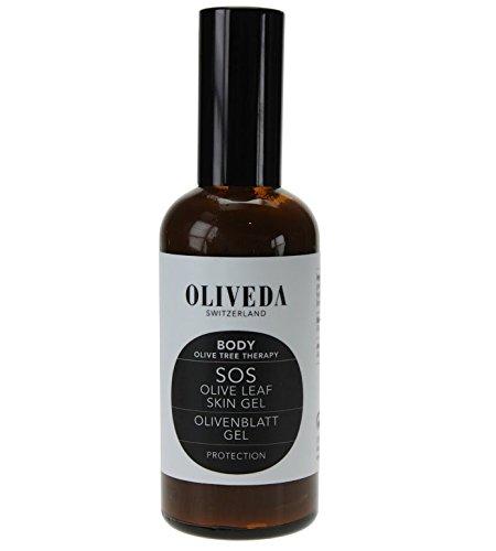 Oliveda Olivenblatt Gel (50ml)