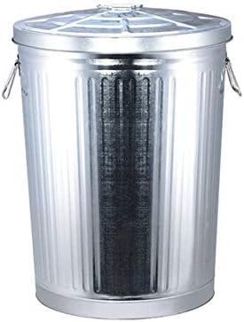 屋外のゴミ箱、大型の屋外不動産業界のゴミ箱、ふた付き、衛生ゴミ箱、25/35/45 / 75Lオプション