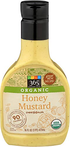 Honey Mustard Dressings