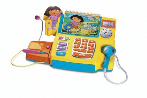 Fisher Price Doras Talking Cash Register