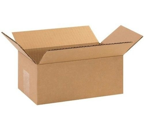 25 Boxes - 10x6x4 Cardboard Shipping Boxes Corrugated - International Shipping Usps Rates