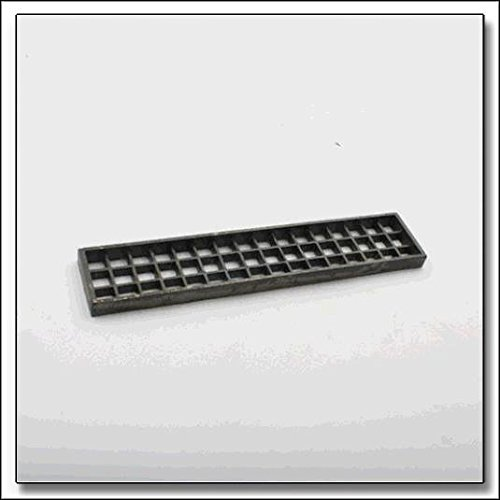 Magikitch'n BOTTOM GRATE 4 X 20 (Franklin Cast Iron Grate)