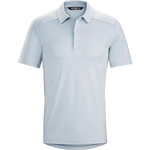 Arcteryx Chilco SS Polo - Men's Vapour Small