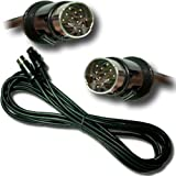 13 PIN Cable Synth for Roland GKC-5 VG-8 GR VG GK 2A Moore 10-FT 10FT 13PIN