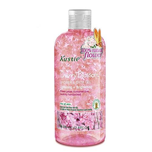 Cherry Blossom Flower Petals Body