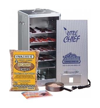 Little Chief Home Electric Smoker Review