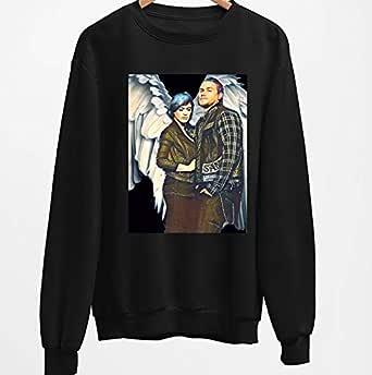 Amazon.com: Charlie Hunnam Jax and Tara Photographic ...