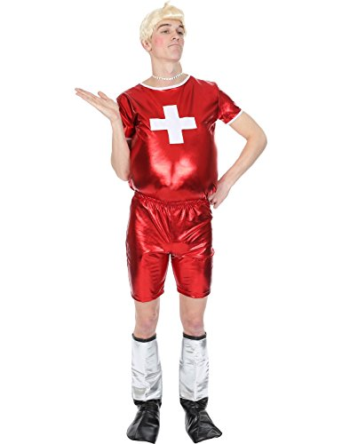 [Mens Only Gay Village Funny TV 00 Stag Outfit Halloween Costume Extra Large] (Daffyd Costume)