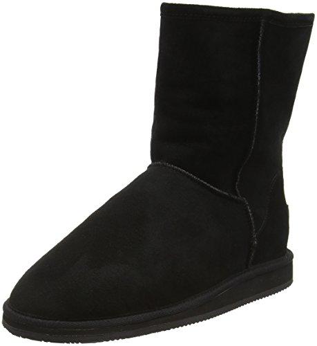 Shepherd WoMen Linda Outdoor Snow Boots Black (Black 10)