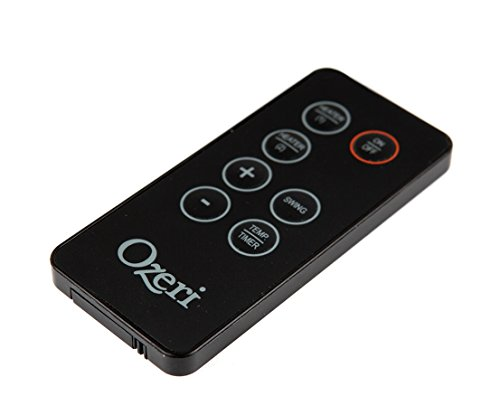 Ozeri Ozh1 Dual Zone Oscillating Ceramic Heater With