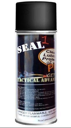 Seal 1 CLP Plus Liquid Spray, 6-Ounce, Black by Seal 1