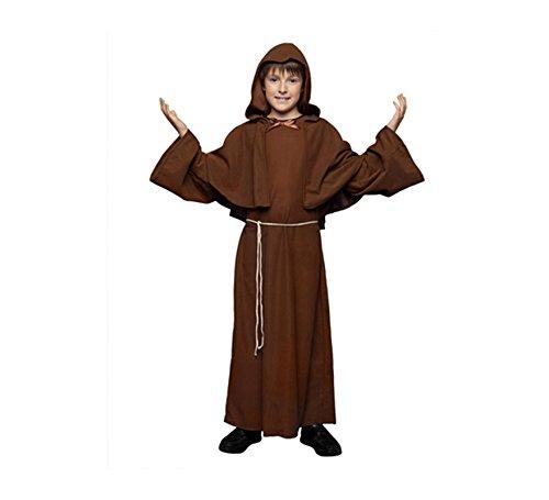 Disfraz de Fraile o Monje para niños en varias tallas