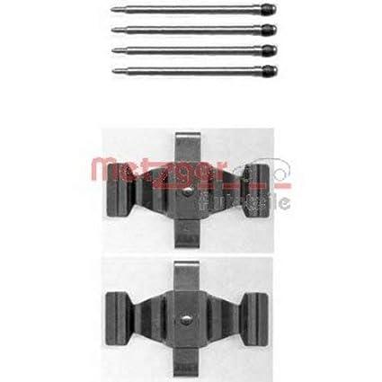 MINTEX MBA1694 Brake Pads Fitting Kit