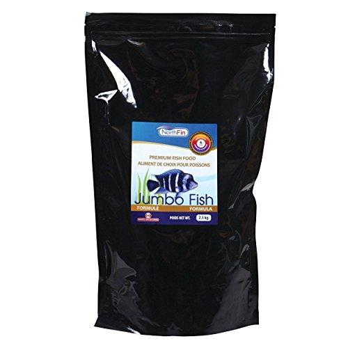 Picture of Northfin Food Jumbo Formula 6Mm Pellet 2.5Kg Package