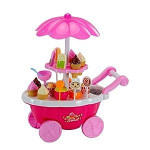 Greet Multicolor Ice Cream Kitchen...