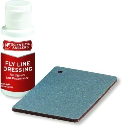 Scienfific Anglers Fly Line Dressing Cleaner-1 Cleaning Pad