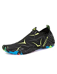 Men Women Water Shoes Quick Dry Barefoot for Swim Diving Surf Aqua Sports Pool Beach Walking Yoga