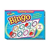 Trend Telling Time Bingo Game - TEP6072_2 - 2 Item Bundle supplier:shoplet