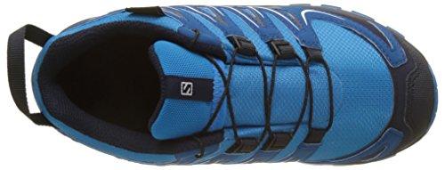 Salomon XA Pro 3D CSWP J, Zapatillas de Running Unisex Niños Multicolor (Hawaiian Surf/Mykonos Blue/Navy Bla 000)